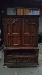 vintage drexel heritage bishopsgate clothing wardrobe dresser