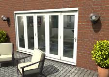 Bifold Patio Door by Folding Patio Doors Ebay