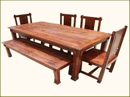 mission style bookcase plans rustic dining room table set with
