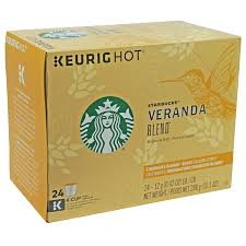 Blend K Cups Starbucks Veranda Blend Roast K Cups 24 Count The Coffee