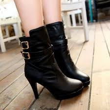 womens boots heels must buy heeled shoes martin boots l025 shoes