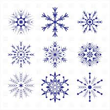 ornate snowflakes vector clipart image 37021 u2013 rfclipart