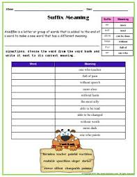 third grade free english worksheets biglearners