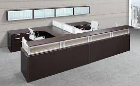 Office Furniture Reception Desks Ndi Office Furniture Reception Desk Suite W Storage Plb144