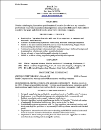 Best Resume Examples For Freshers Engineers by Best Resume Model The Incredible Best Resume For Freshers