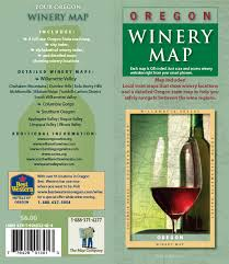 map of just oregon oregon winery oregon state map gm johnson maps