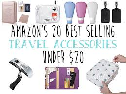 travel accessories images Amazon 39 s 20 best selling travel accessories under 20 taylor 39 s jpg