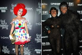 10 Outrageous Celebrity Halloween Costumes That We Can U0027t Unsee