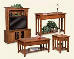 amish kascade enclosed lift top coffee table with doors