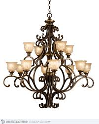 classy design wrought iron chandelier chandelier ceiling fan diy