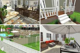 Home Design 3d Ipad Balcony Create Outdoor Areas With Roomsketcher Roomsketcher Blog