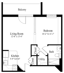floor plans at hagerstown diakon senior living services