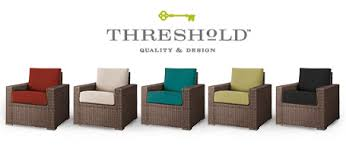 HOT  Off All Patio Furniture From Target Today Only - Threshold patio furniture