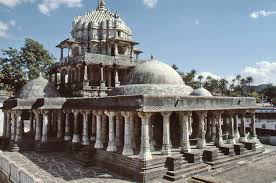 Hindu Temple Floor Plan by Jain Architecture