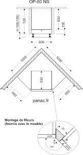 dimension meuble d angle cuisine meuble cuisine four et plaque free meuble cuisine four et plaque