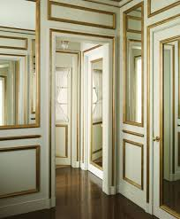 Interior Molding Designs by Best 25 Gold Trim Walls Ideas On Pinterest Coral Room Accents