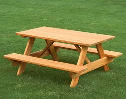 Free Octagon Picnic Table Plans And Drawings by Wooden Picnic Table Interiors Design