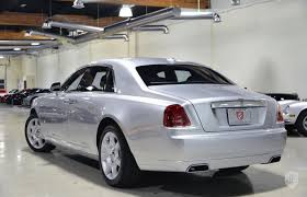 roll royce celebrity 2014 rolls royce ghost in los angeles ca united states for sale on