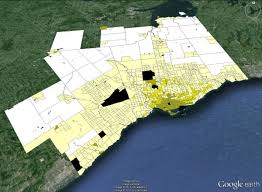 Map Of Toronto And New York by Gta Sprawl Out Of Control Toronto Star