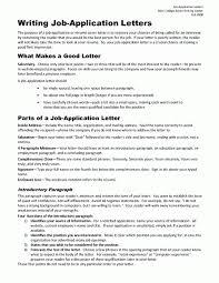 student job application letters