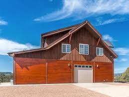 building a garage apartment denali garage with apartment barn pros