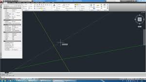 how to create a point where 2 lines intersect autodesk community