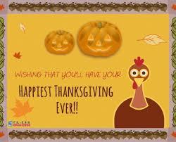 thanksgiving flash greetings