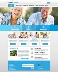 Home Design For Retirement Beautiful Senior Living Websites Retirement Homes Website Design