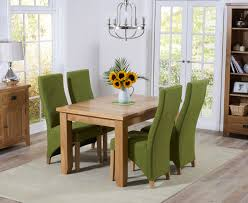 modern fabric dining room chairs