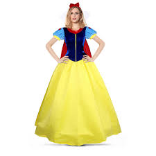 beauty snow white princess dress costume n10848