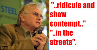 Richard Dawkins Memes - the origin of richard dawkins meme neologism atheist logic fail
