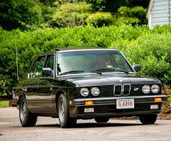bmw vintage 1987 bmw 535is classic cars today online
