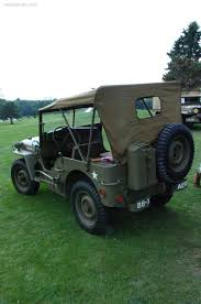 willys army jeep auction results and sales data for 1942 willys jeep
