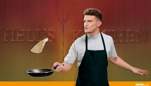 Hell S Kitchen Show News - gaz beadle to be a contestant on mtv s hell s kitchen australia