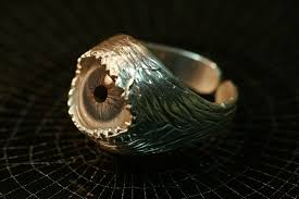 eye rings jewelry images Looking jewelry in steampunk style by blue bayer general valentine jpg