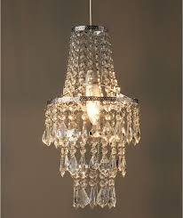 Glass Droplet Chandelier Buy Heart Of House Grace Glass Droplet Ceiling Fitting Chrome At