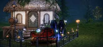 Create Your Own Hallowtide Haunted House Archeage Archeage New House Design