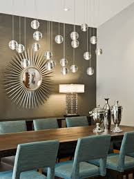 modern dining room lighting fixtures rectangular dining light