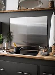 Cleaning Brushed Steel Splashback