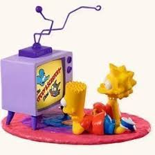 qxi2264 tv time the simpsons 2008 hallmark keepsake