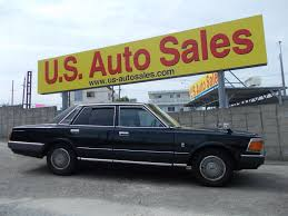 1978 nissan cedric us auto sales inventory okinawa used car sales and military