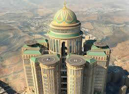 the world u0027s biggest hotel with 10 000 rooms to open in saudi