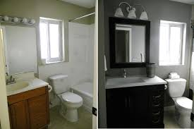 small bathroom remodel ideas on a budget bathroom remodel budget home interior design ideas 2017 intended