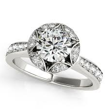 star rings diamonds images Unparalleled star of david halo engagement ring with side stones jpg