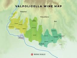 Italy Wine Regions Map by Amarone Wine Turns Raisins Into Gold Wine Folly