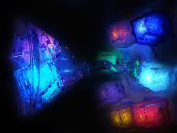light up cubes light up party reusable cubes