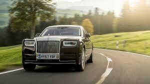 2018 Rolls Royce Phantom Ewb First Drive Best Gets Better