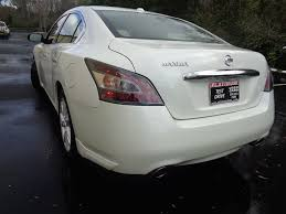 white nissan maxima 2014 2014 used nissan maxima 3 5 s b up cam at platinum used cars