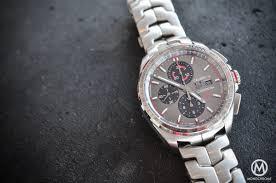 link bracelet watches images Tag heuer carrera calibre 16 senna steel link bracelet 4 jpg