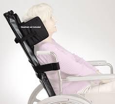 skil care reclining wheelchair backrest